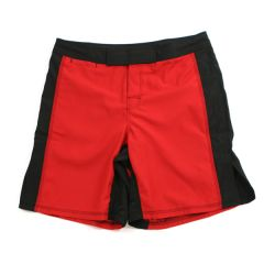 MMA Shorts - RED/BLACK
