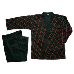 Hapkido Black w/ Red Stitch
