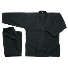 Medium Heavy 10oz (Poly Cotton) - Black