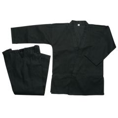 Heavy 12oz (100% Cotton) -Black