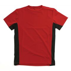 Rash Guard - RED/BLACK