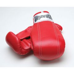 Kick Boxing Leather Bag Mitt